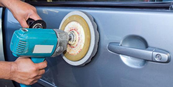 Taller de chapa y pintura para automóviles