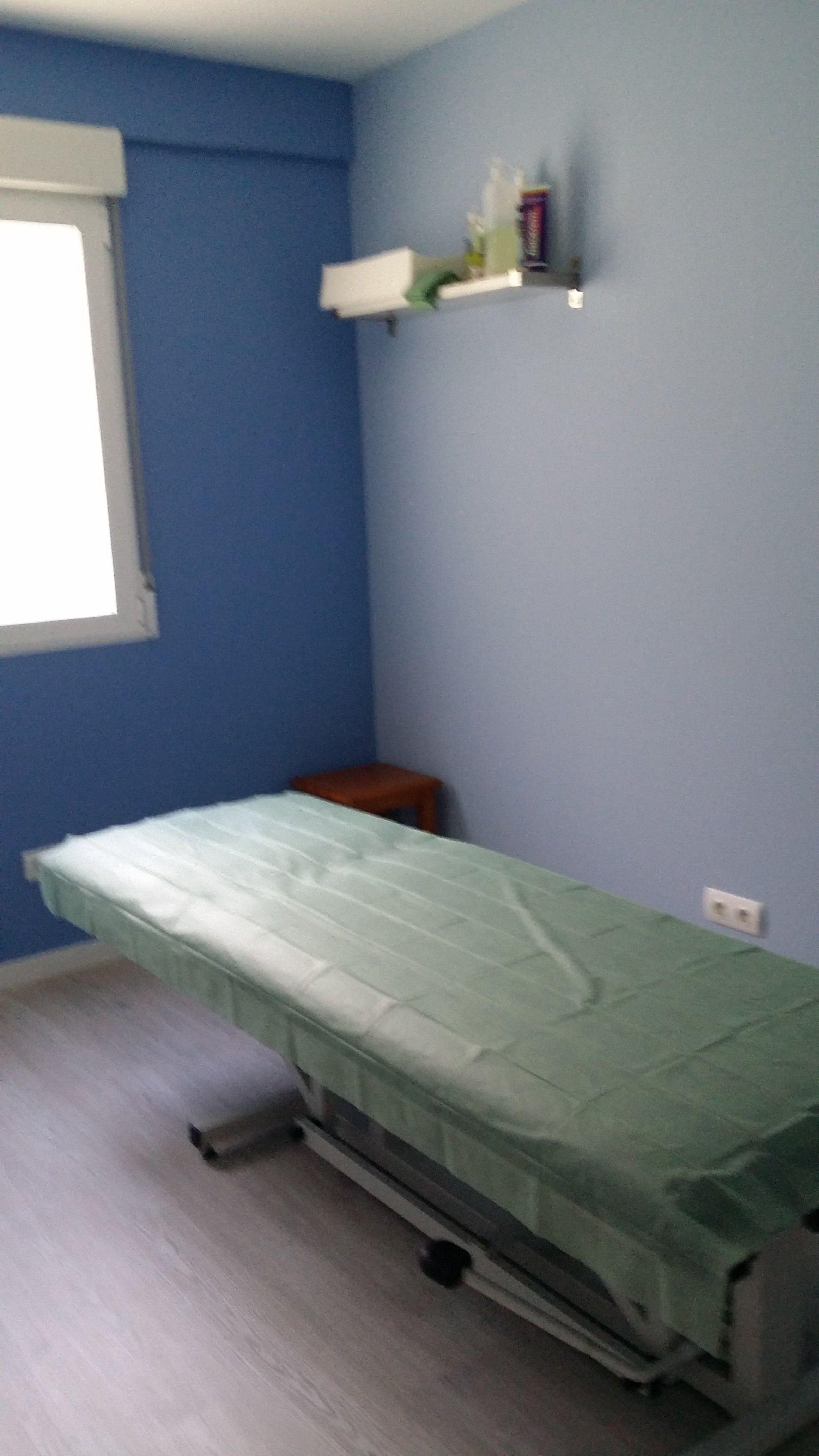 Centro fisioterapia Aluche - Latina