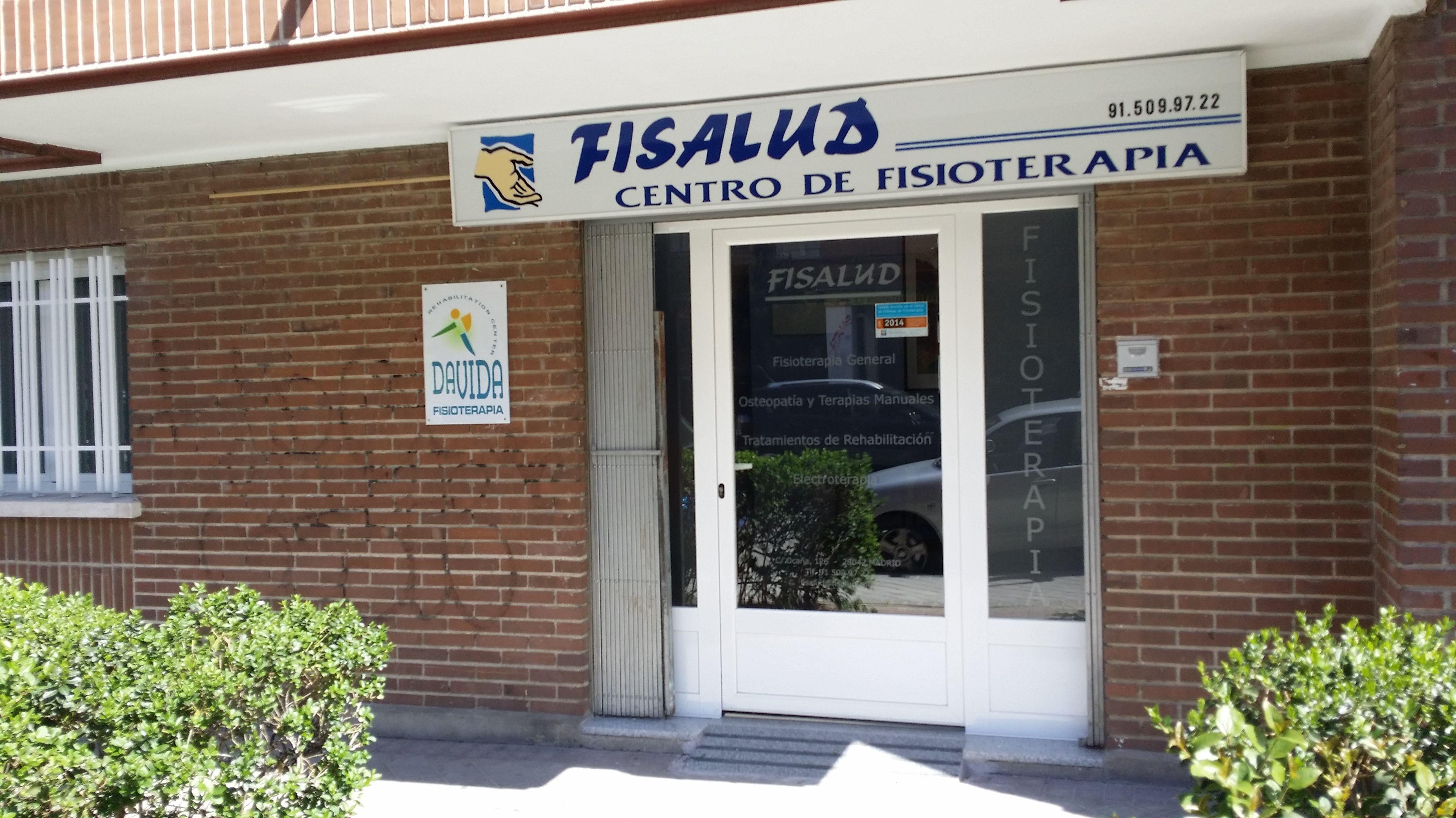 Centro de Fisioterapia en Aluche-Latina