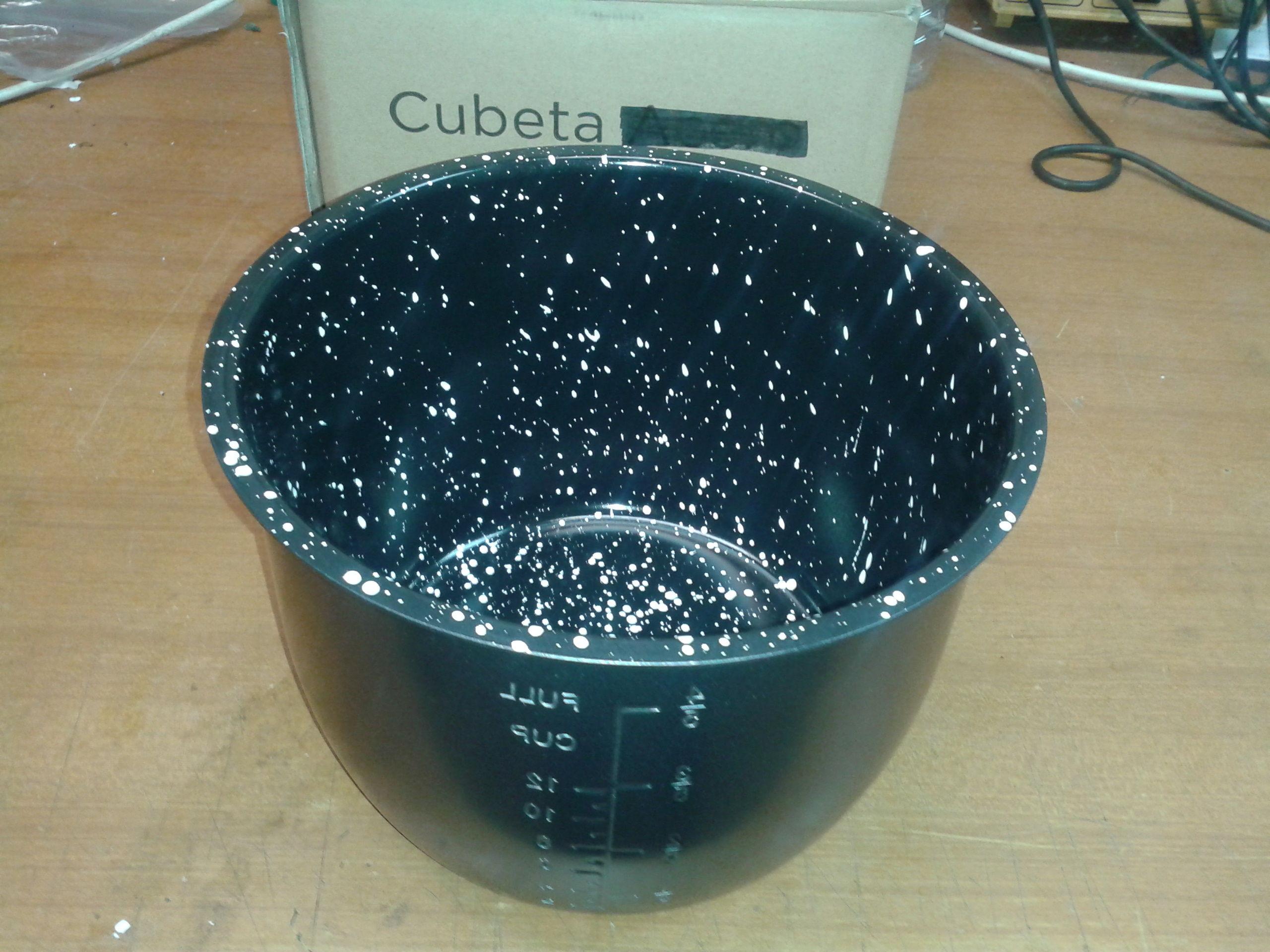 Cubeta ceramica olla programable 6 litros: CATALOGO de Astusetel