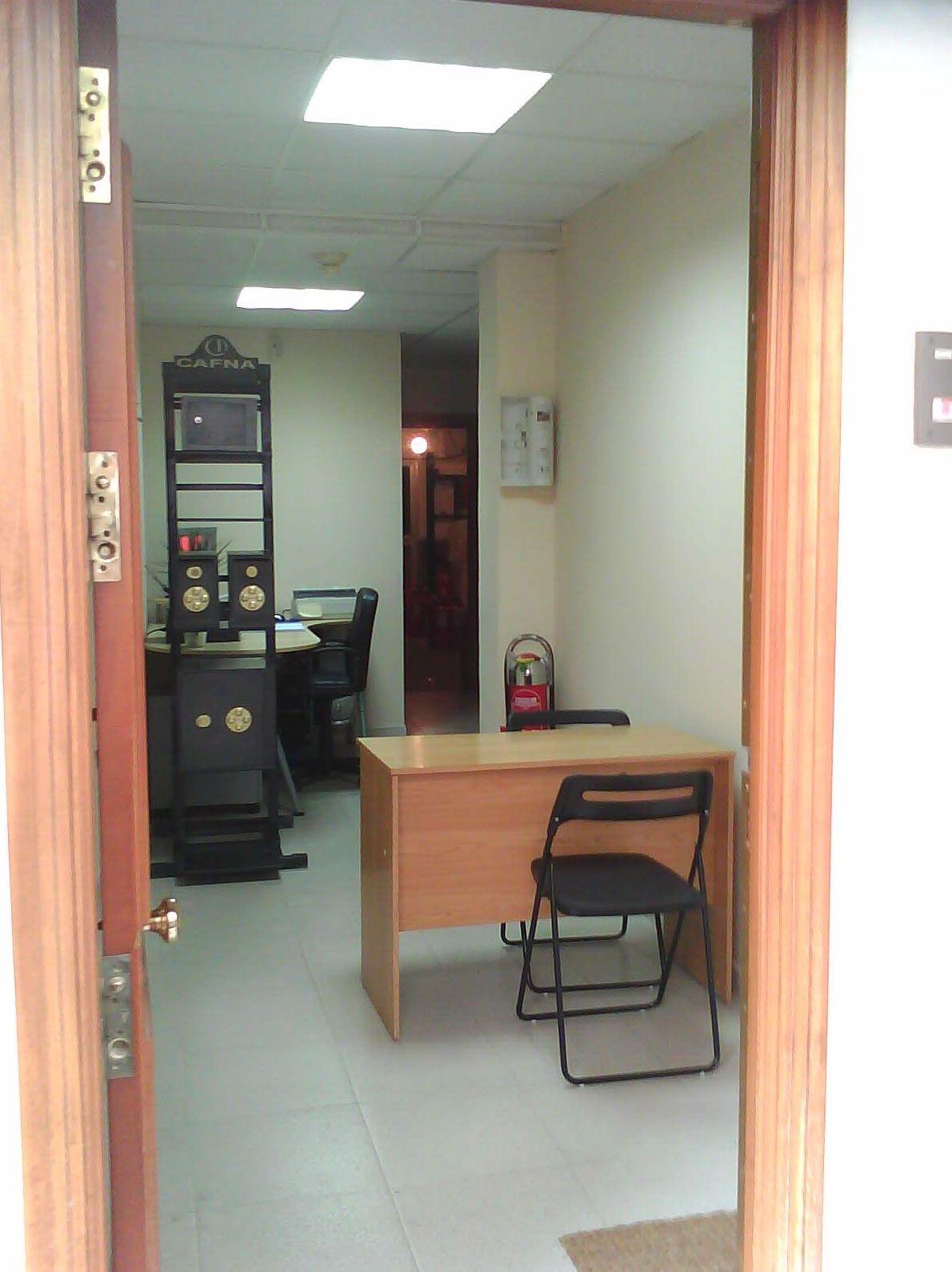 oficinas MV Proteccion