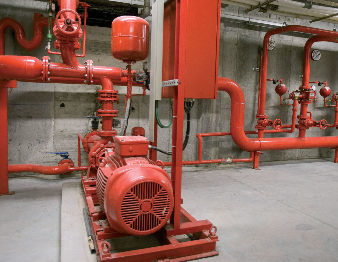Material contra incendios: Productos y Servicios de MV Protección