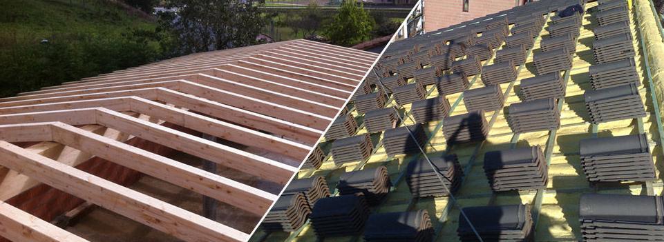 Reforma integral de tejados