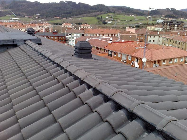 Realizamos todo tipo de tejados