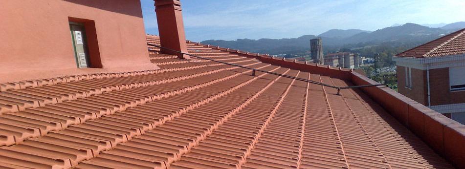 Servicio de rehabilitación de tejados