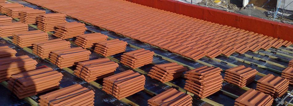 Servicio de cubiertas y tejados