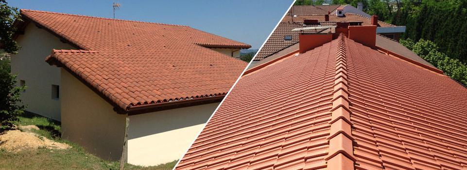 profesionales en la realización de tejados