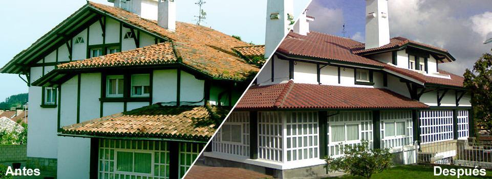 Conservación y reforma de caserios