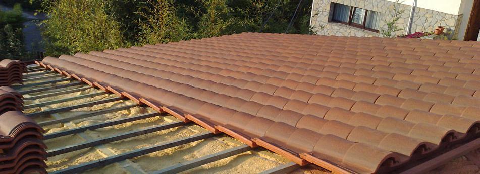 Instalación de impermebilización en tejados