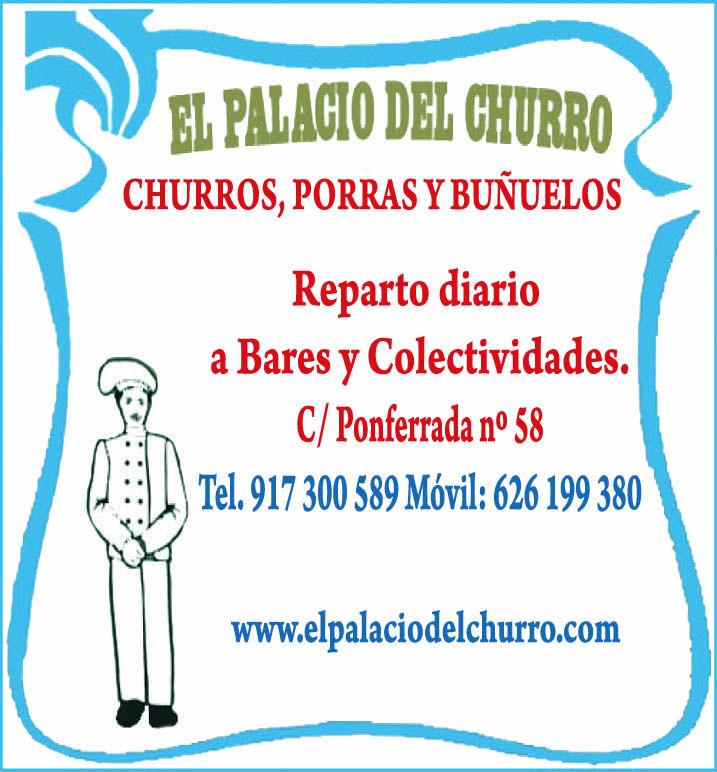 Foto 5 de Churrerías en Madrid | El Palacio del Churro