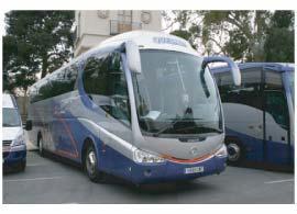 Foto 4 de Autocares en Burjassot | Autocares Navarro y Quesada, S.L.