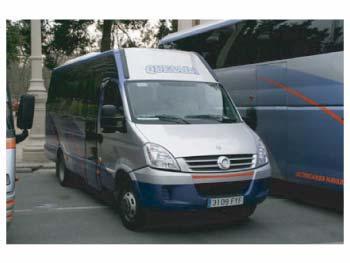 Foto 7 de Autocares en Burjassot | Autocares Navarro y Quesada, S.L.