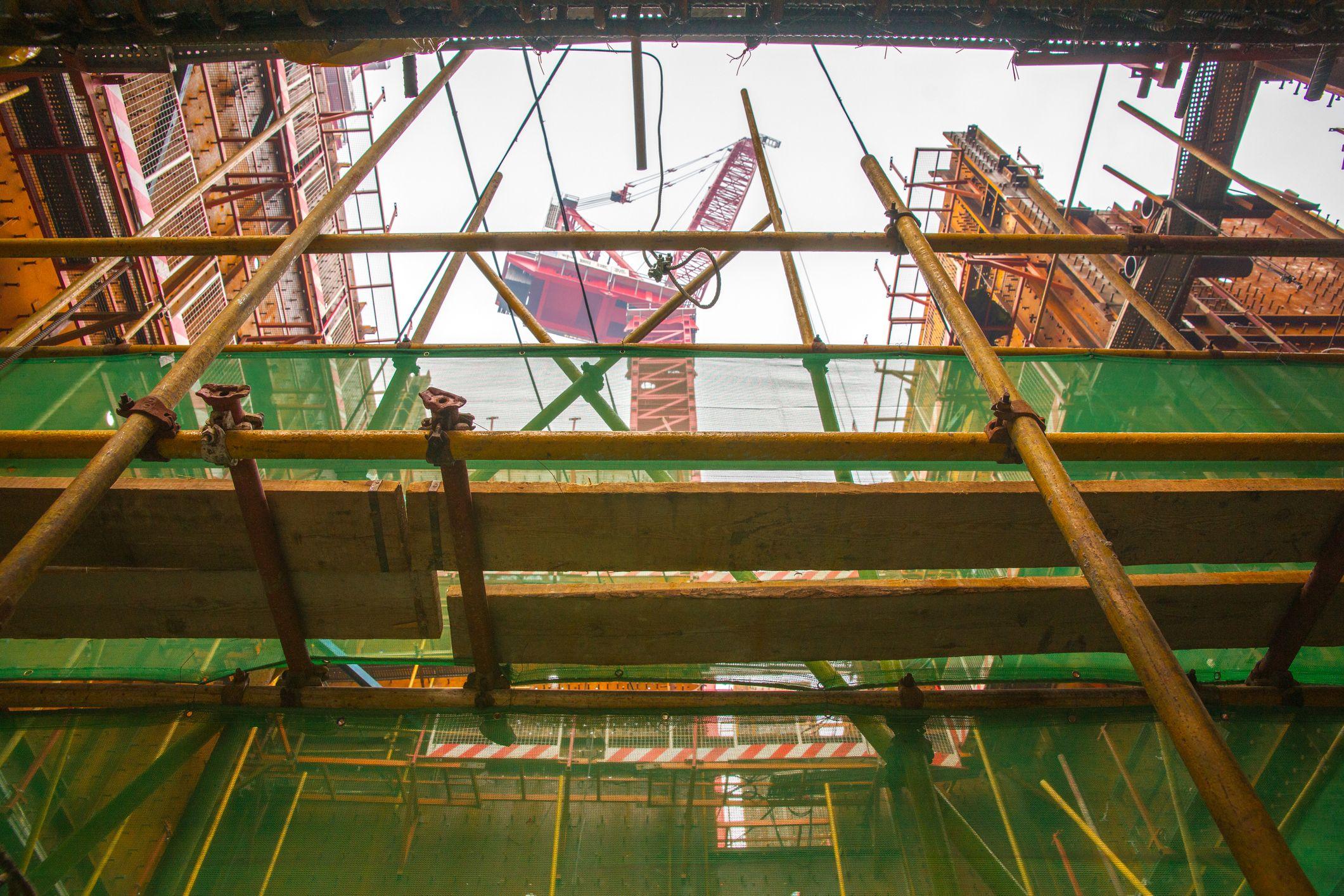 Obras de mantenimiento y conservación en León