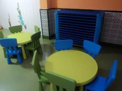 Alimentación-Comedor: Servicios de Escuela Infantil Jaizkibel