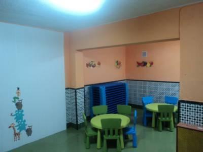 La comida es casera: Servicios de Escuela Infantil Jaizkibel