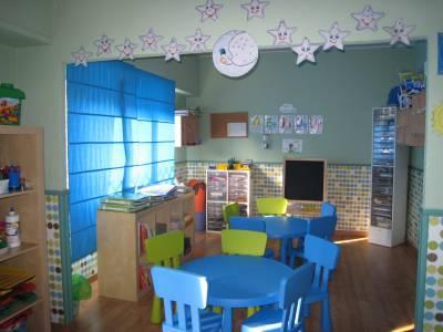 Aula mixta: Servicios de Escuela Infantil Jaizkibel