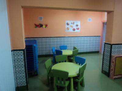 Comedor: Servicios de Escuela Infantil Jaizkibel