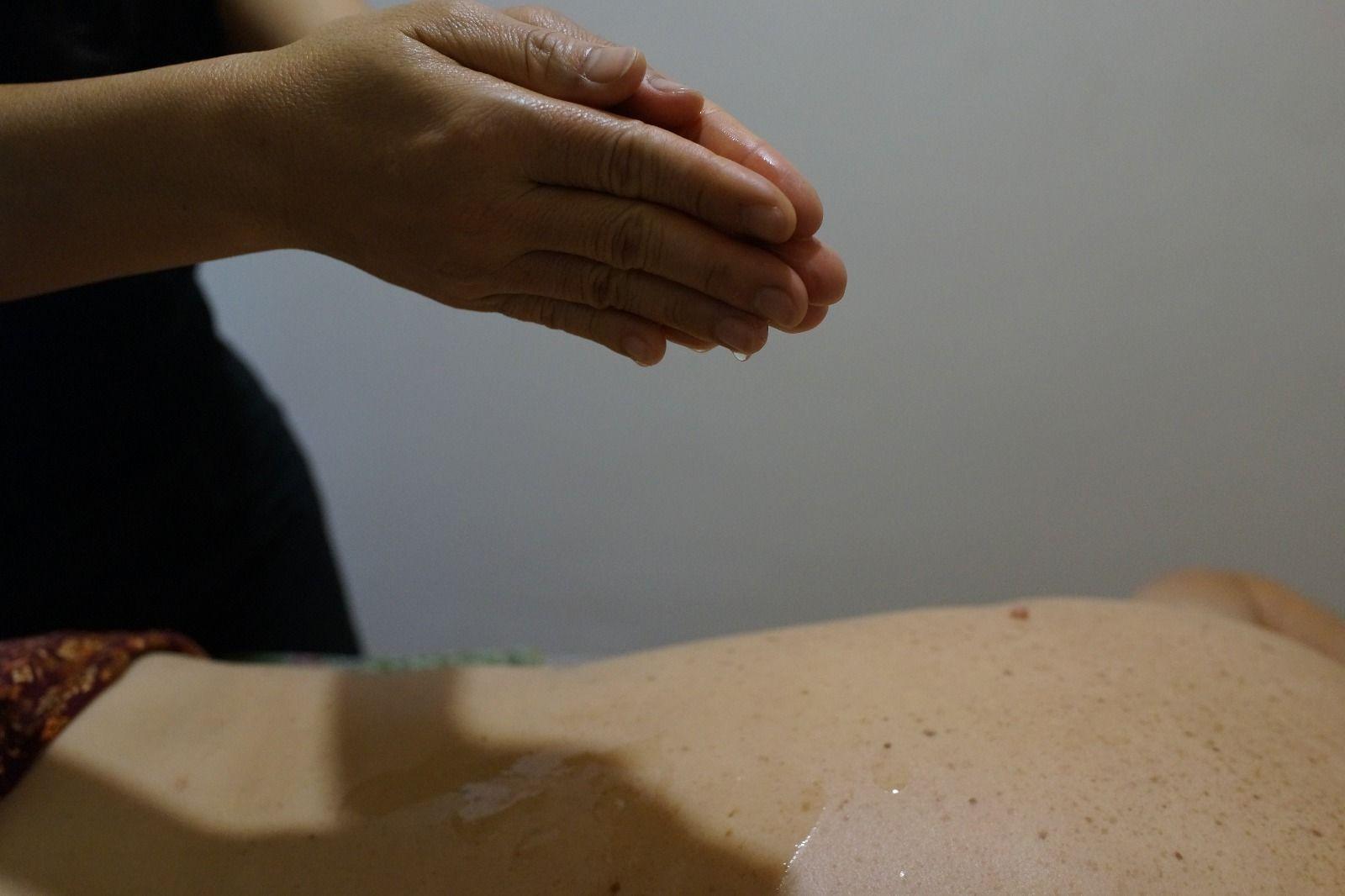 Masajes para embarazadas en Salamanca