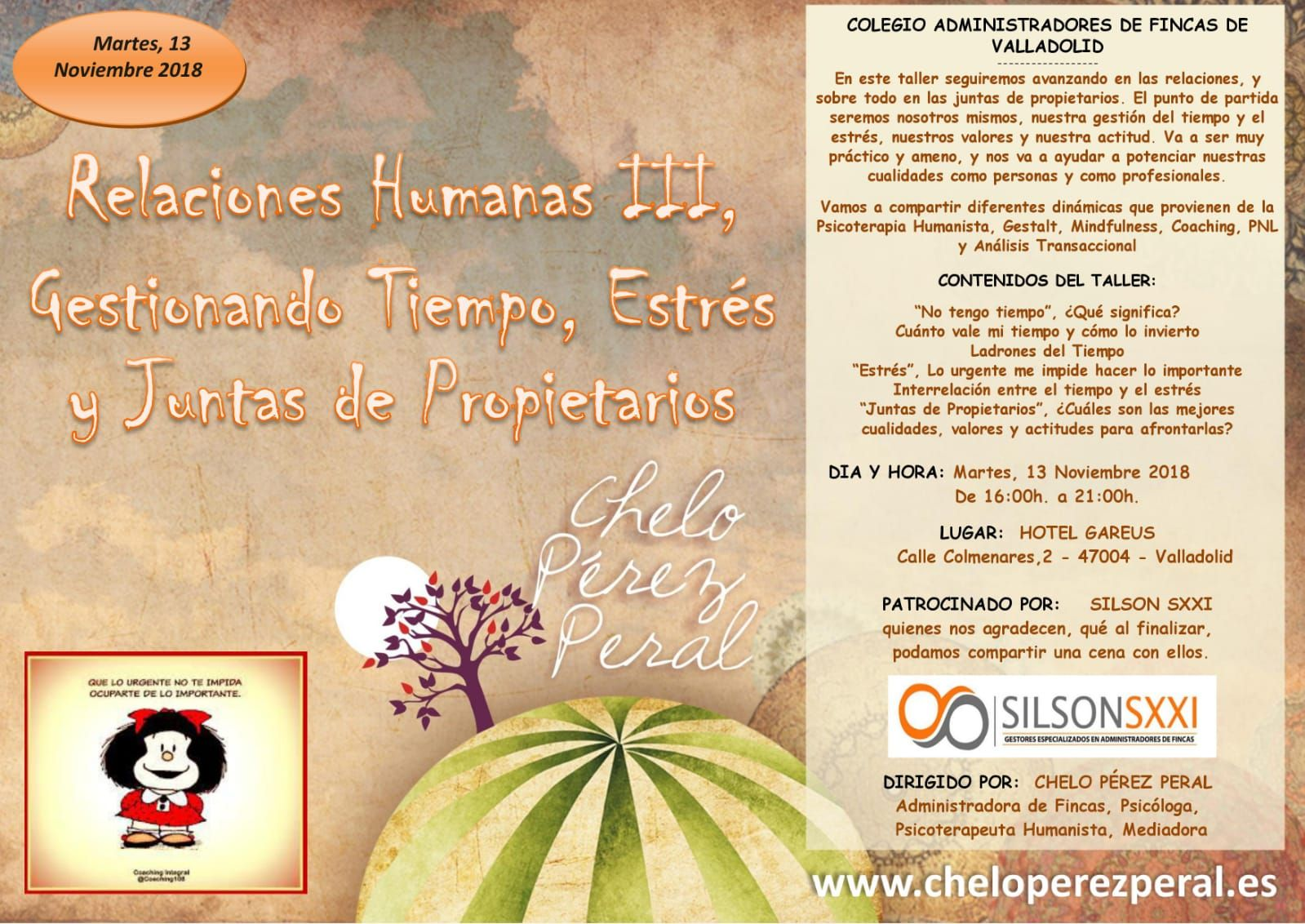 Foto 7 de Psicoterapia en  | Sala Alborada