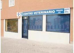 urgencias veterinarias Madrid 24 horas