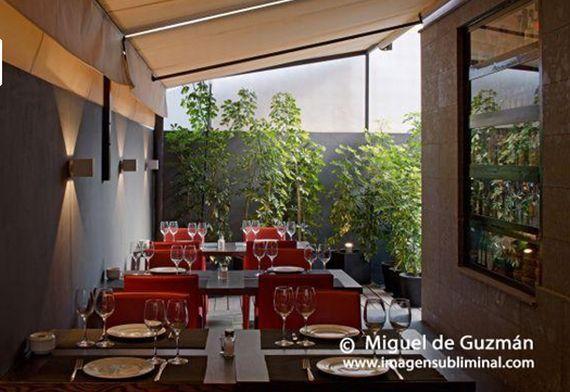 Foto 11 de Cocina creativa y de mercado en Santa Cruz de Tenerife | Restaurante El Aguarde