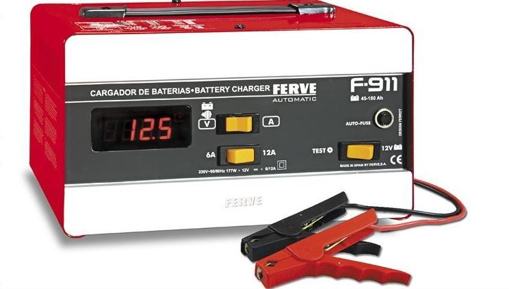 Cargadores / Comprobadores batería: Catálogo de Electro-Recambios Casado