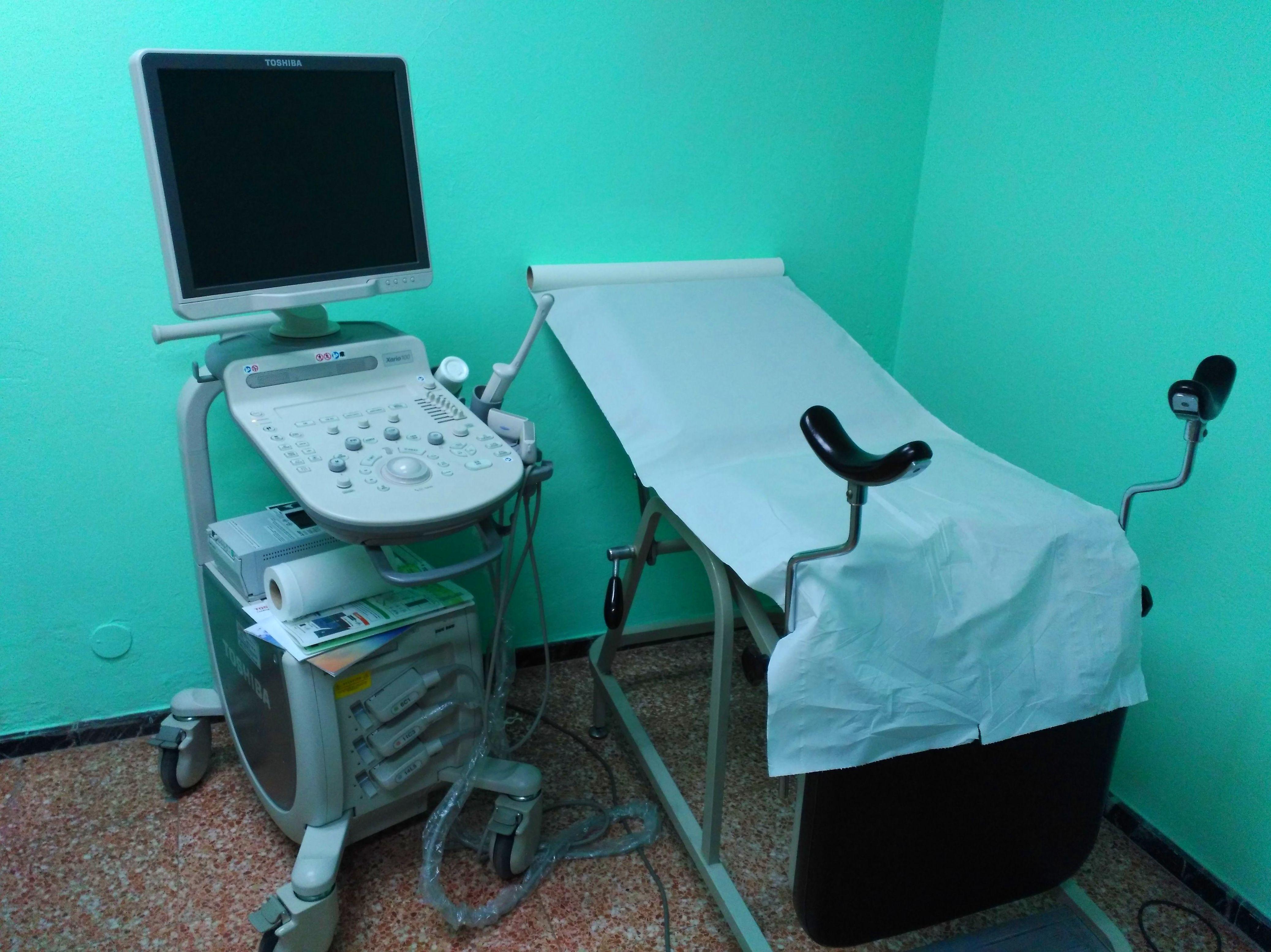 Foto 12 de Centros médicos en  | Centro Médico Trébol