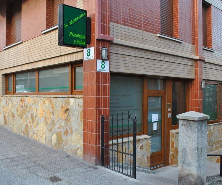 Centro de psicología y salud en Getxo