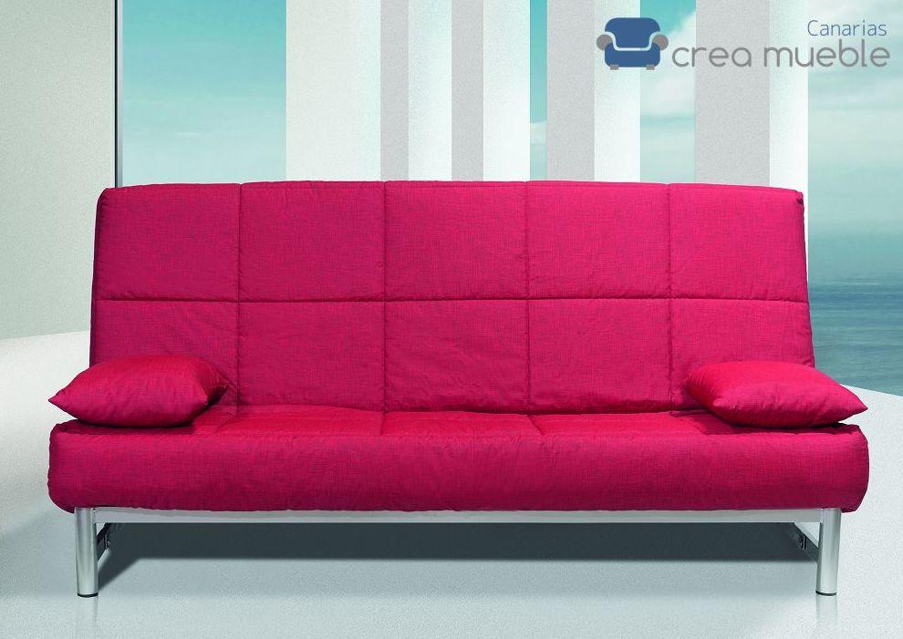 Sofá cama LEO: Productos de Crea Mueble
