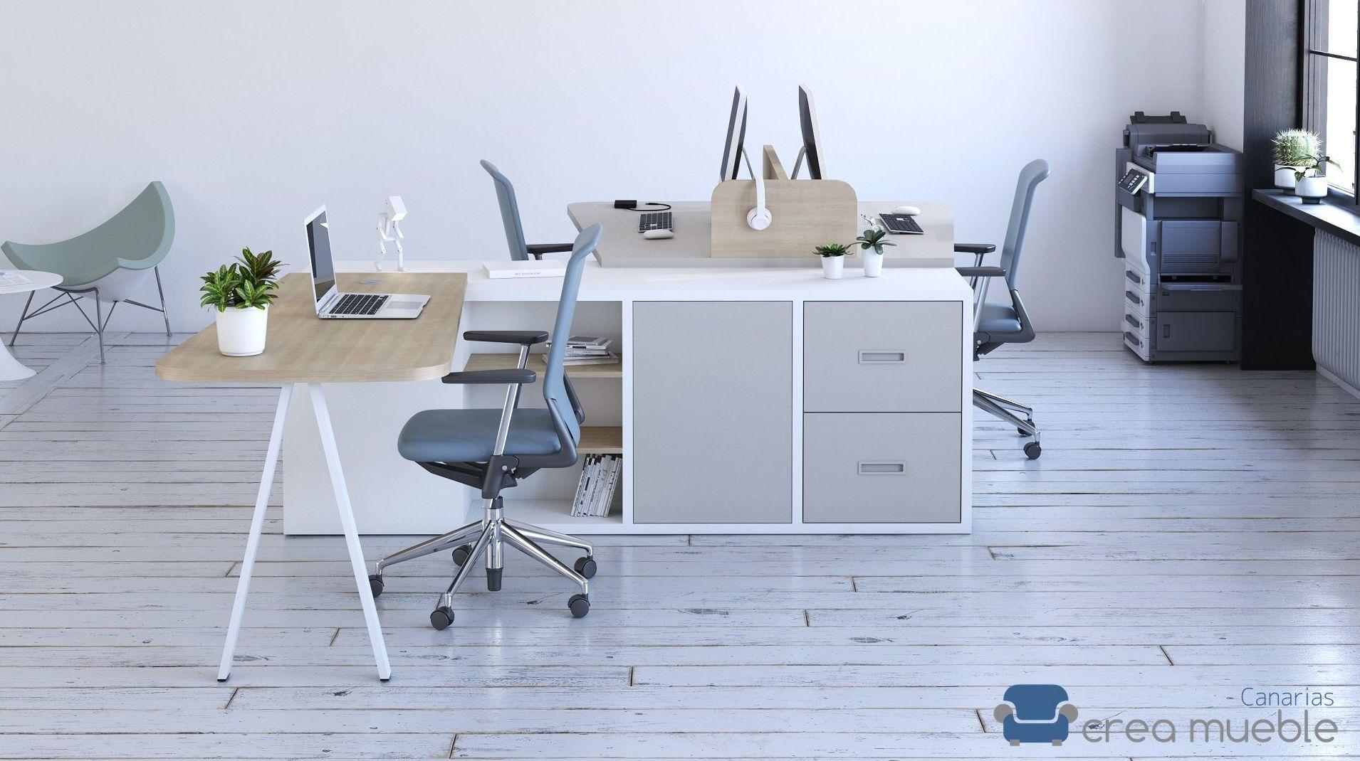Oficina 205: Productos de Crea Mueble