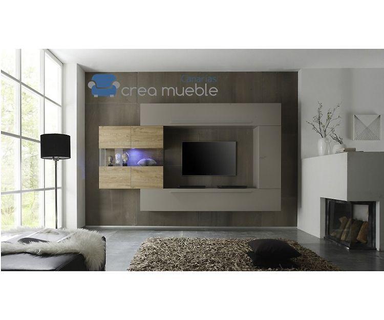 Muebles de salón, serie Line