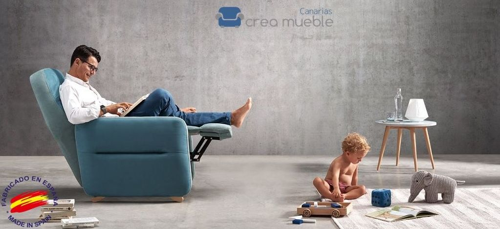 Sillones Reyes Ordoñez: Productos de Crea Mueble
