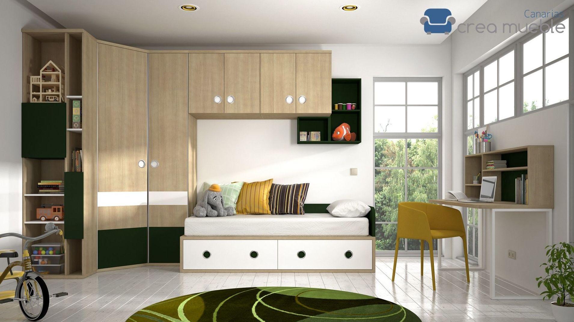Dormitorio Juvenil IH144