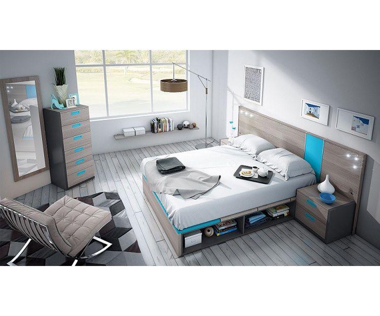 Dormitorios en Las Palmas