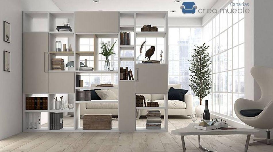 Mueble de salón a medida: Productos de Crea Mueble