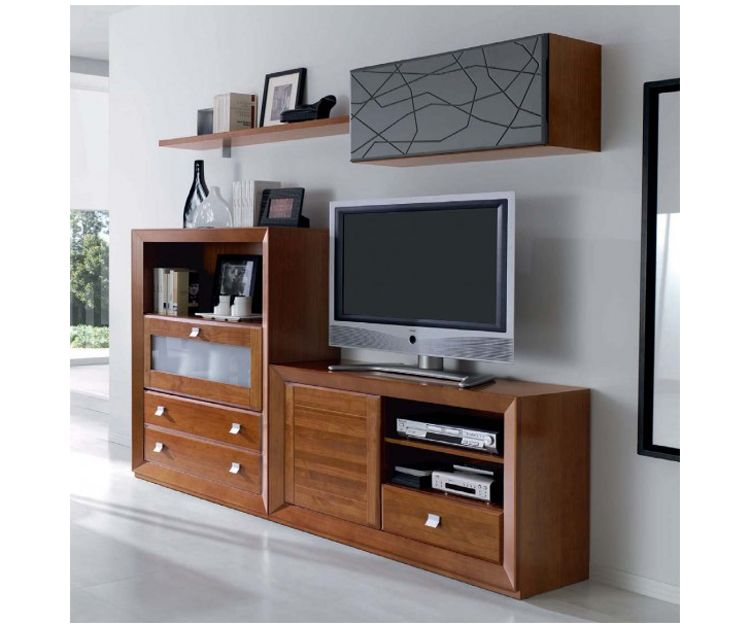 Mueble de salón Serie Hermes