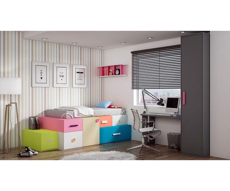 Especialistas en dormitorio juvenil en Las Palmas