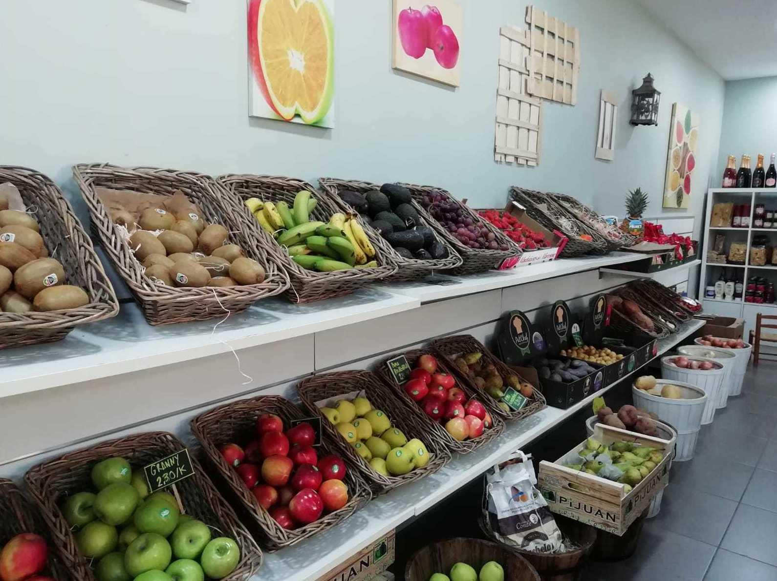 Verduras en Sitges