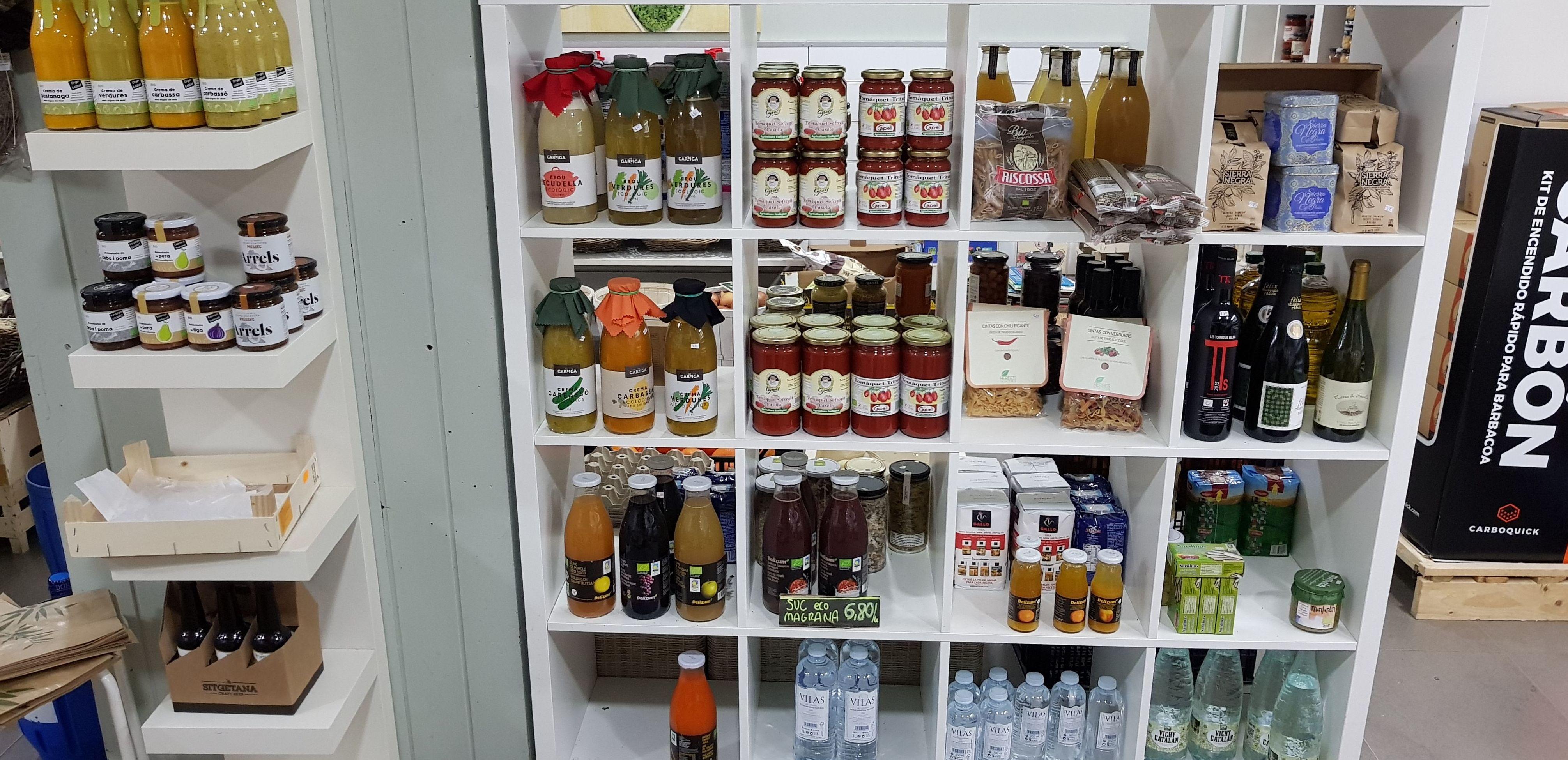 Foto 5 de Tienda de alimentos ecológicos en  | Gust i Colors