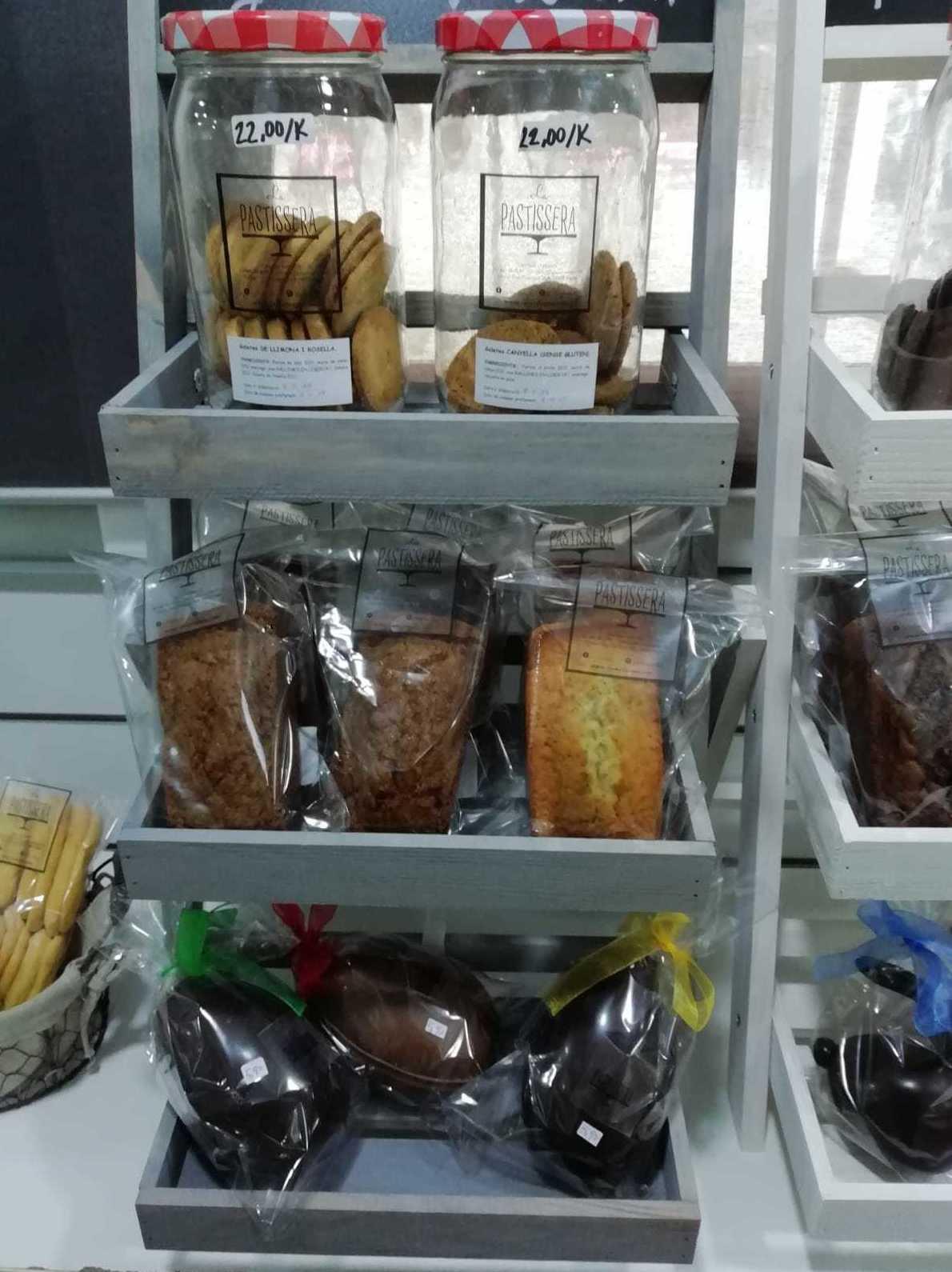 Foto 9 de Tienda de alimentos ecológicos en  | Gust i Colors