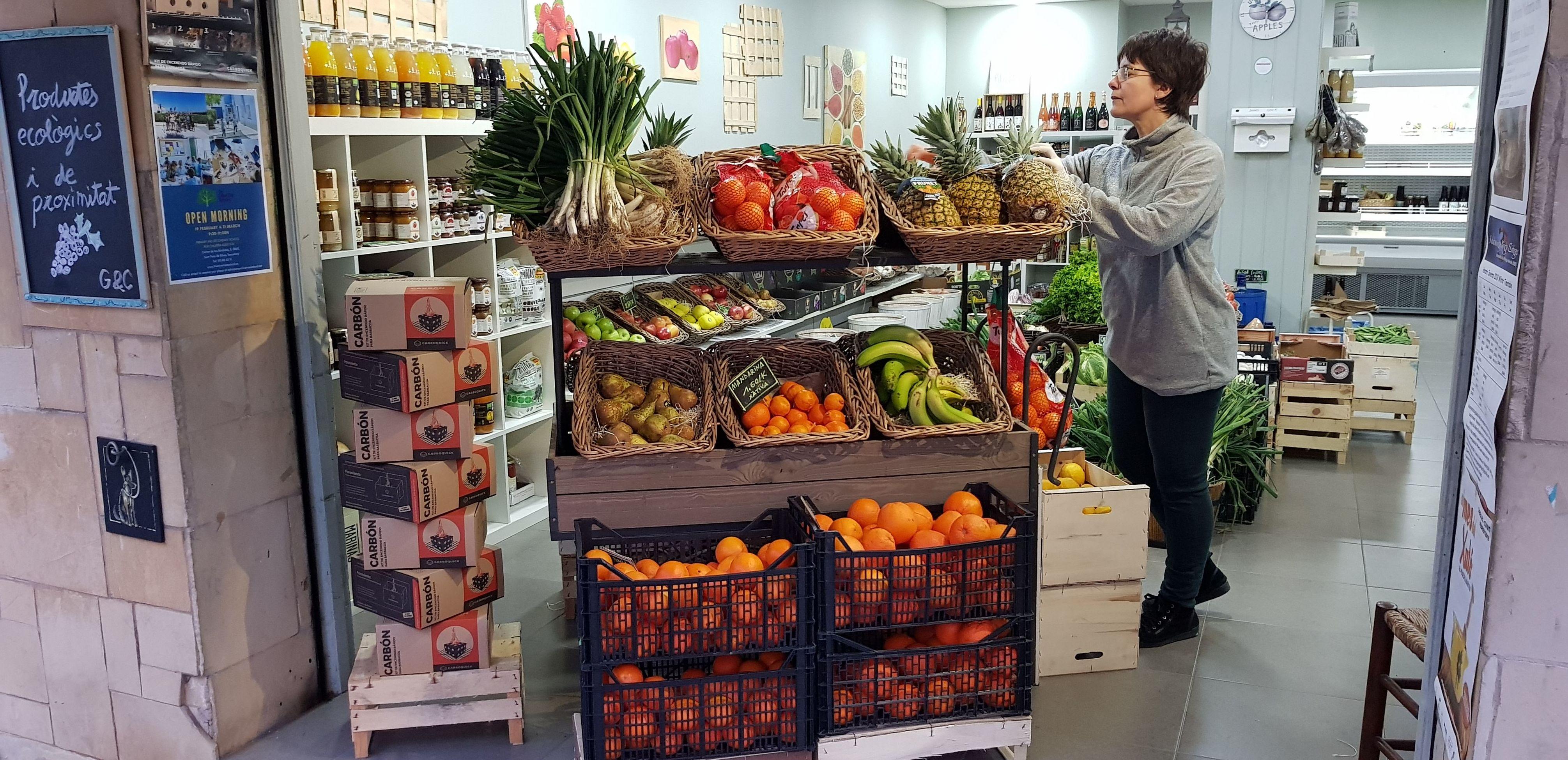 Foto 14 de Tienda de alimentos ecológicos en  | Gust i Colors