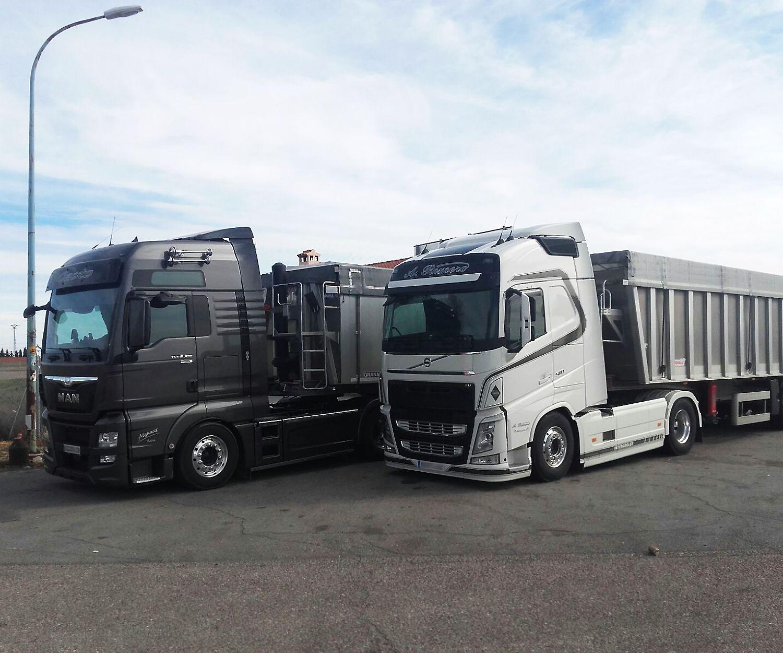 Empresa de transporte por carretera en Granada