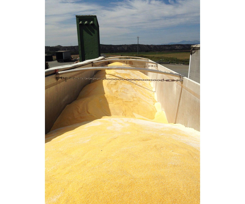 Transporte de cereales