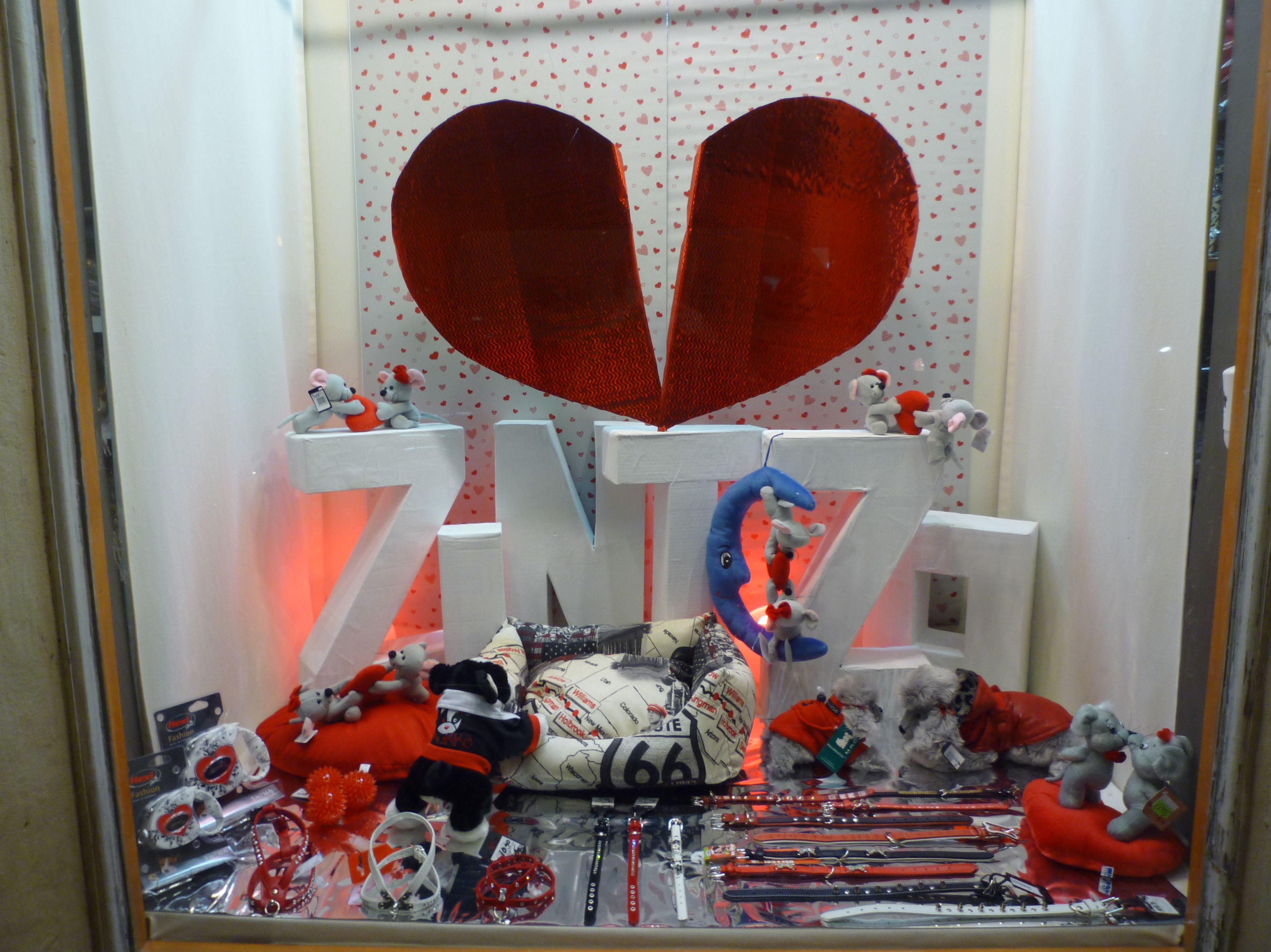 San Valentin en Zintzo en Bilbao