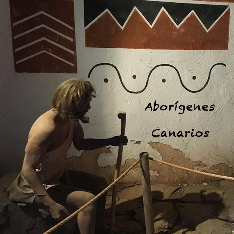 Life and customs of the aborigines of Gran Canaria