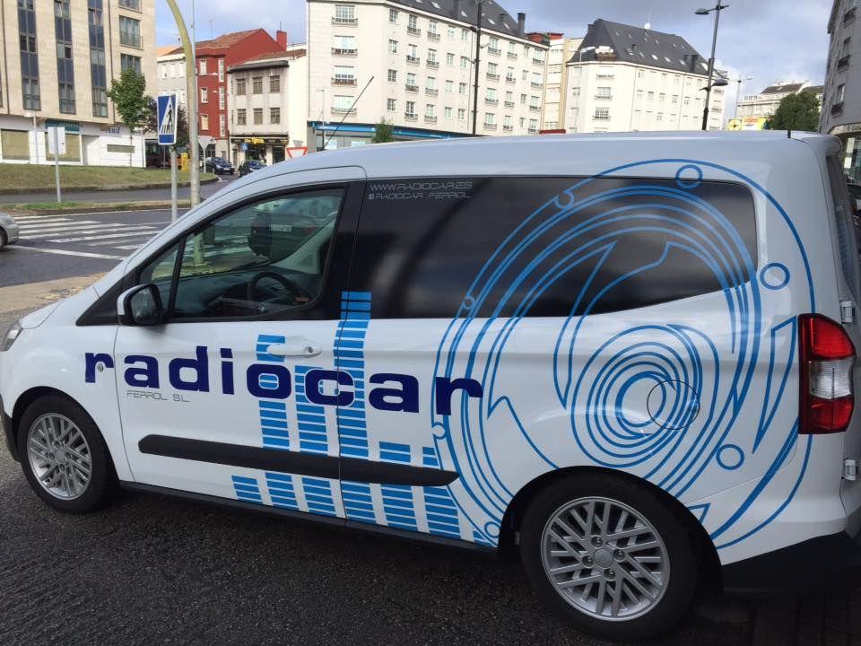 Laminado de cristales de vehículos Ferrol