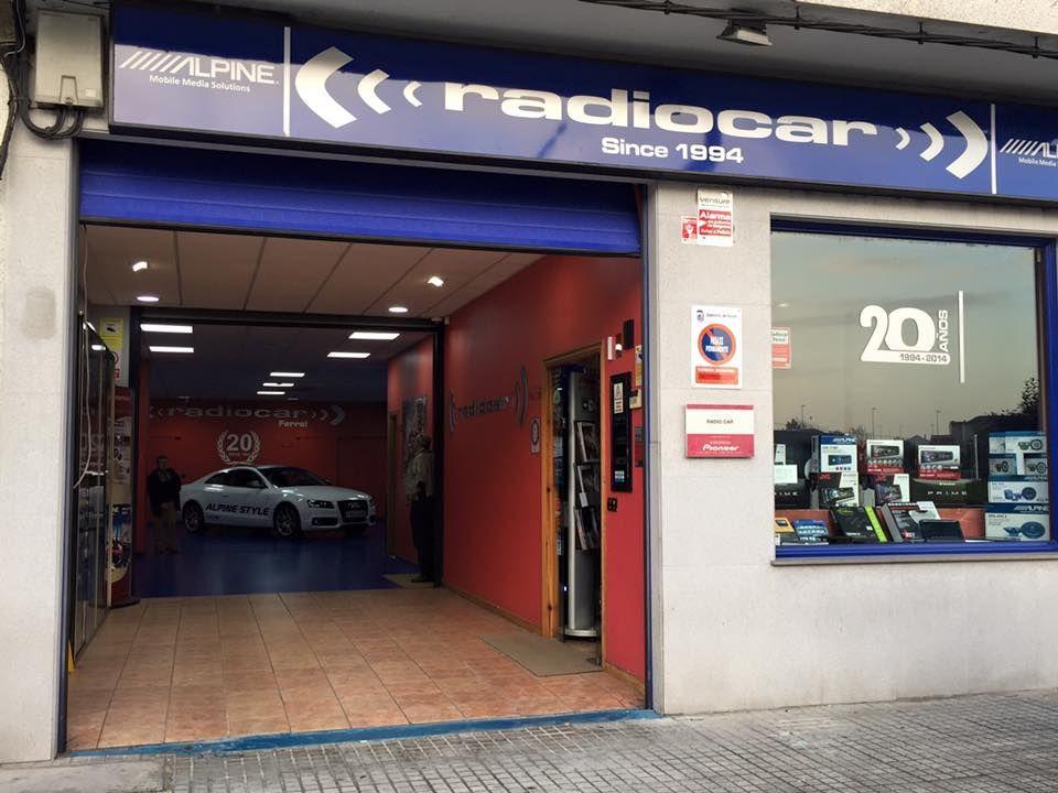 Alarmas de automóviles Ferrol