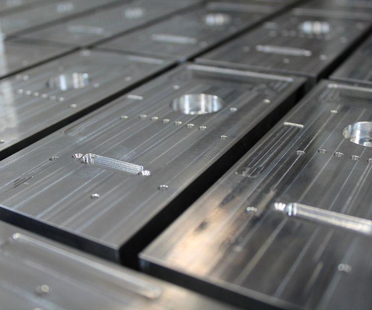 Piezas de mecanizados para la industria en Corredor del Henares