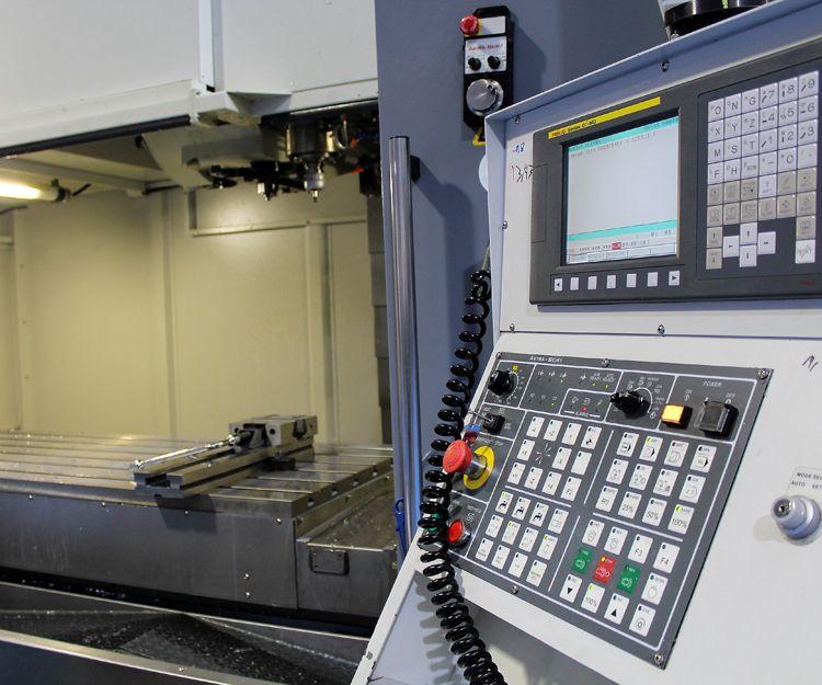 La mejor tecnología del mercado para la realización de mecanizados