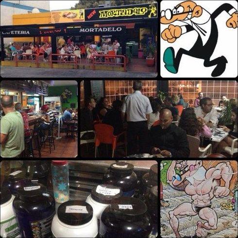 Foto 1 de Churrería  en  | Cafetería  Mortadelo